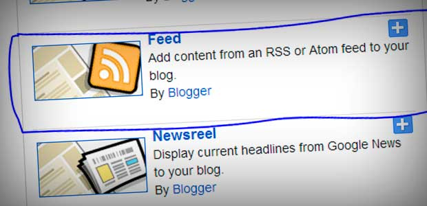 #6 add rss feed