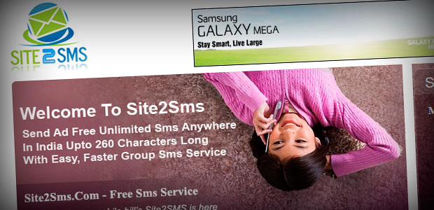Site2Sms