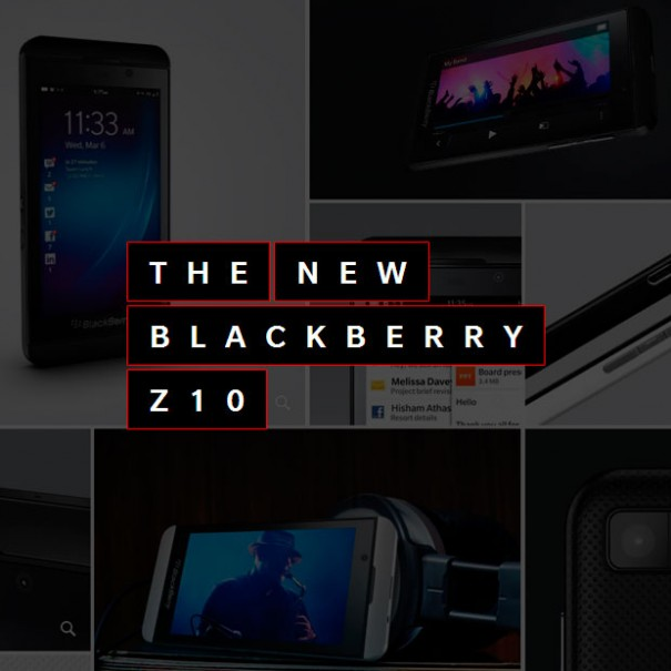 BlackBerry Z10 Thumbnail