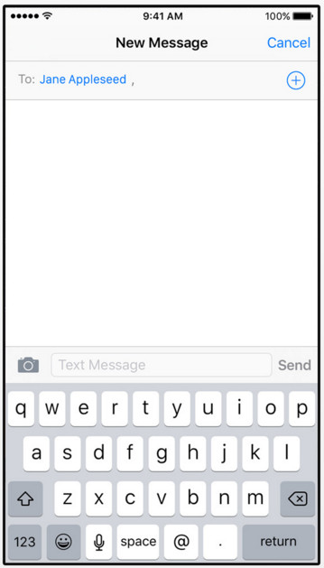 how to add someone to a group message on iphone