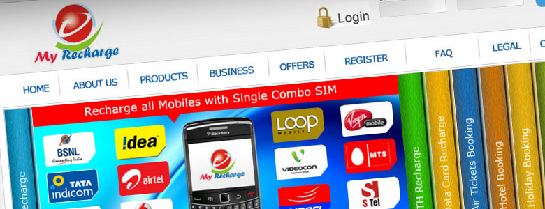 Top 10 Online Mobile Recharge Websites in India - TechTwisted - For