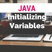 InitializingVariables