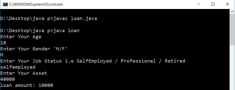 loan-program-in-java