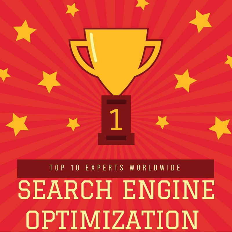 Top 10 Search Engine Optimization Experts Worldwide